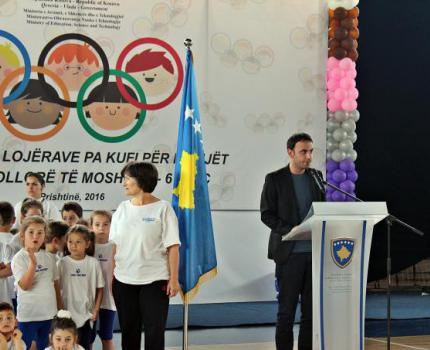 International Children's Day and Launching of a new ECCD Campaign