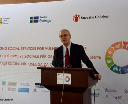 27 NGOs OFFERING QUALITY SOCIAL SERVICES TO VULNERABLE GROUPS IN KOSOVO AWARDED WITH EU-FUNDED SUB-GRANTS