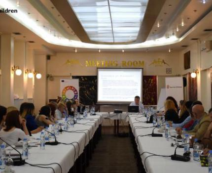 Save the Children Provides Specialized Trainings to 160 Social Workers
