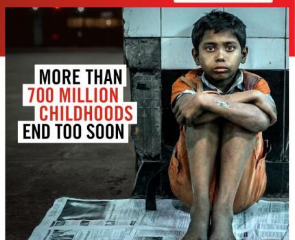 """Lansohet Raporti dhe Peticioni global """"Fëmijëri të Grabitura"""""""